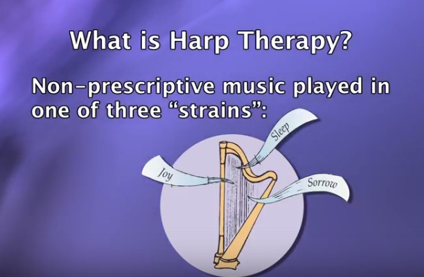 What is Harp Therapy